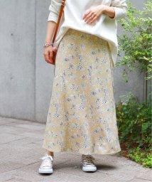 JOURNAL STANDARD relume/《予約》ウォッシャブルフラワープリントラインスカート◆/502470788