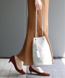 La TOTALITE/《予約》MARCO MASI ラミネート巾着バッグ/502471260