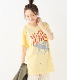 Spick & Span/【DAY DREAMER】 Wild Horses Weekend Tee/502471839