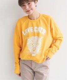 Spick & Span/【DAY DREAMER】 Love Cats Varsity Sweatshirt/502471840