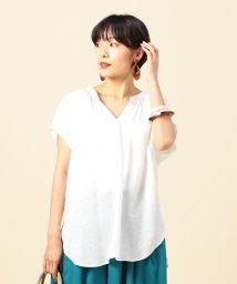 Doux archives /後ろねじりスキッパーシャツ/502326927