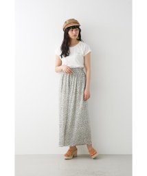 Avan Lily/ONE COLOR LITTLEワイドPT/502472417