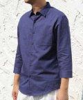 a.v.v (MEN)/メンアサシチブソデシャツ[WEB限定サイズ]/502425532