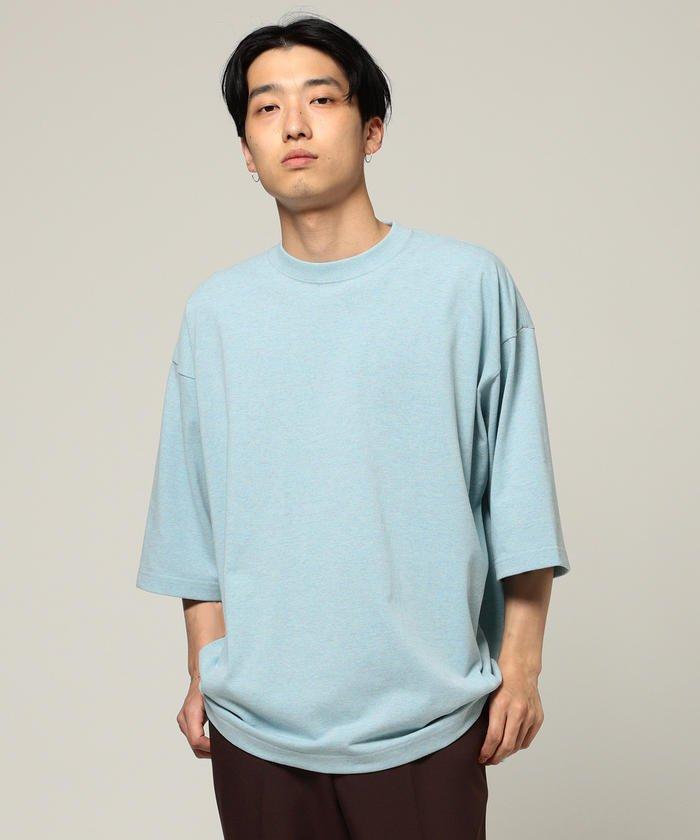 【50%OFF】 ビームス アウトレット BEAMS / リカバー ビッグ Tシャツ メンズ SAX M 【BEAMS OUTLET】 【セール開催中】