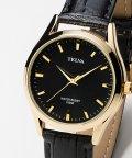 CREPHA PLUS/TELVA テルバ アナログウオッチ メンズ 腕時計【TE-AM033】/502466203
