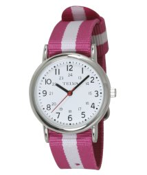 CREPHA PLUS/TELVA テルバ アナログウオッチ NATOバンド メンズ レディース 腕時計【TE-AM042】/502466207