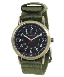 CREPHA PLUS/TELVA テルバ アナログウオッチ NATOバンド メンズ レディース 腕時計【TE-AM043】/502466208