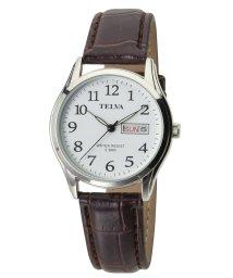 CREPHA PLUS/TELVA テルバ アナログウオッチ メンズ 腕時計【TE-AM177】/502466210