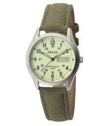CREPHA PLUS/TELVA テルバ アナログウオッチ メンズ 腕時計【TE-AM180】/502466213