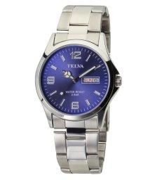 CREPHA PLUS/TELVA テルバ アナログウオッチ メンズ 腕時計 薄型【TE-AM181】/502466214