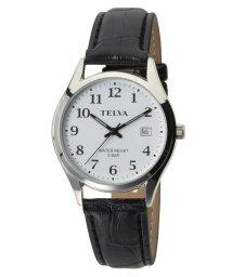 CREPHA PLUS/TELVA テルバ アナログウオッチ メンズ 腕時計 薄型【TE-AM184】/502466215
