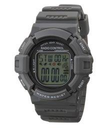 CREPHA PLUS/TELVA テルバ デジタルウオッチ 電波時計 メンズ 腕時計【TE-D189】/502466222