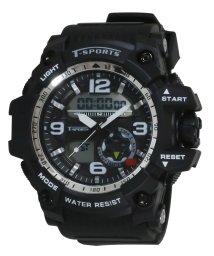 CREPHA PLUS/T-SPORTS ティースポーツ アナデジウオッチ 腕時計【TS-AD095】/502466229