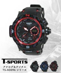 CREPHA PLUS/T-SPORTS ティースポーツ アナデジウオッチ 腕時計【TS-AD096】/502466230