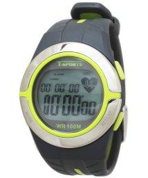 CREPHA PLUS/T-SPORTS ティースポーツ デジタルウオッチ 心拍計測 腕時計 メンズ レディース【TS-D028】/502466232