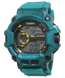CREPHA PLUS/T-SPORTS ティースポーツ デジタルウオッチ 腕時計【TS-D043】/502466234