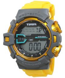 CREPHA PLUS/T-SPORTS ティースポーツ デジタルウオッチ 腕時計【TS-D044】/502466235