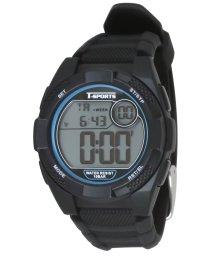 CREPHA PLUS/T-SPORTS ティースポーツ デジタルウオッチ 腕時計 10気圧防水【TS-D062】/502466237