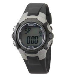 CREPHA PLUS/T-SPORTS ティースポーツ デジタルウオッチ 腕時計【TS-D228】/502466239