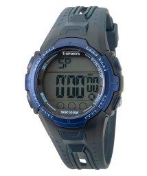 CREPHA PLUS/T-SPORTS ティースポーツ デジタルウオッチ 10年電池 10気圧防水 腕時計【TS-D229】/502466240