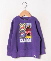 XLARGE KIDS/ウォーキングOG長袖トレーナー/502467770