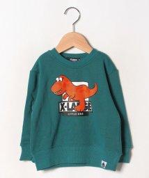 XLARGE KIDS/恐竜モチーフ長袖トレーナー/502467772