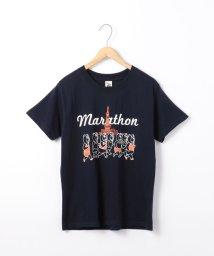 coen/PARKIES(パーキーズ)TOKYOアスレチックTシャツ/502467967