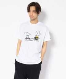 "BEAVER/MANASTASH/マナスタッシュ 別注Movie Tee ""Peanuts slacker"" Tシャツ/502472851"