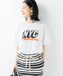 SLOBE IENA/GOOD MOTIVE  NYC Tシャツ/502474182