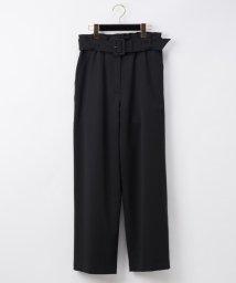 GRACE CONTINENTAL/バック刺繍パンツ/502474321