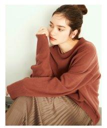 Mila Owen/ワイドシルエットカシミヤニット/502474579