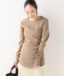 IENA/R JUBILEE リブロングTシャツ/502474623
