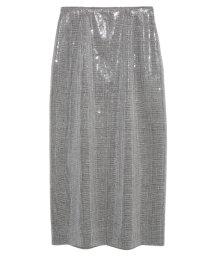 CELFORD/スパンコール刺繍タイトスカート/502474649