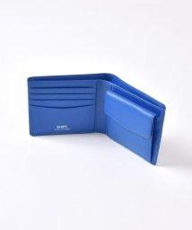 SHIPS MEN/SD: 【SAFFIANO LEATHER】 2つ折 ウォレット (財布)/500259041