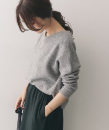 URBAN RESEARCH OUTLET/【DOORS】2WAYワイドVネックカットソ-/502461600