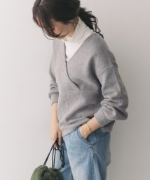 URBAN RESEARCH OUTLET/【DOORS】ウ-ル混カシュク-ルカットソ-/502461613