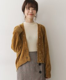 URBAN RESEARCH OUTLET/【ITEMS】ベロアモールカーディガン/502461763