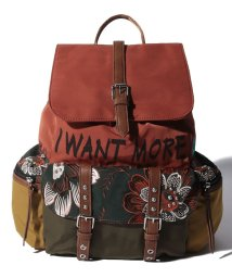 Desigual/ACCESSORIES FABRIC BACKPACK BIG/502467802