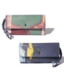 Desigual/MONE LOVE KAOS REVERSIBLE LONG WALLET/502467816