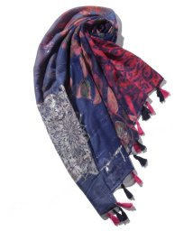 Desigual/ACCESSORIES FABRIC RECTANGLE FOULARD/502467828