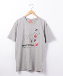 coen/New Balance(ニューバランス)アスレチックスローバックプリントTシャツ/502467953