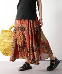 JOURNAL STANDARD/【SARA MALLIKA/サラマリカ】BANDANA PRT LONG SKIRT:スカート/502476696