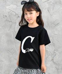 子供服Bee/シンプルプリント半袖Tシャツ/501157729