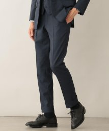 MACKINTOSH PHILOSOPHY/TROTTER extresolid TROUSERS ハウンドトゥース ストレッチ/502378293
