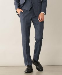 MACKINTOSH PHILOSOPHY/TROTTER extresolid TROUSERS ウィンドウペンストレッチ/502378294