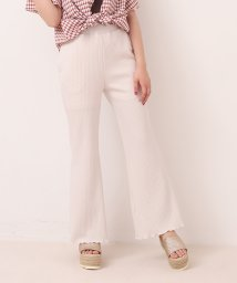 NICE CLAUP OUTLET/【one after another】カットパンツ/502423736