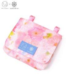 COLORFUL CANDY STYLE/付けポケット(大) ウォータリーピンク(オックス)  【mika】/502474525
