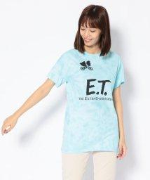 BEAVER/MANASTASH/マナスタッシュ 別注Movie Tee 'E.T. TIEDYE' Tシャツ/502477761