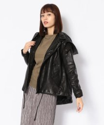 UNCUT BOUND/NCB neat caprice brand(エヌシービーニートカプリスブランド)   HOODED JACKET  WOMEN'S/502477773