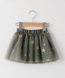 SHIPS KIDS/SHIPS KIDS:スター チュール スカート(90cm)/502479752